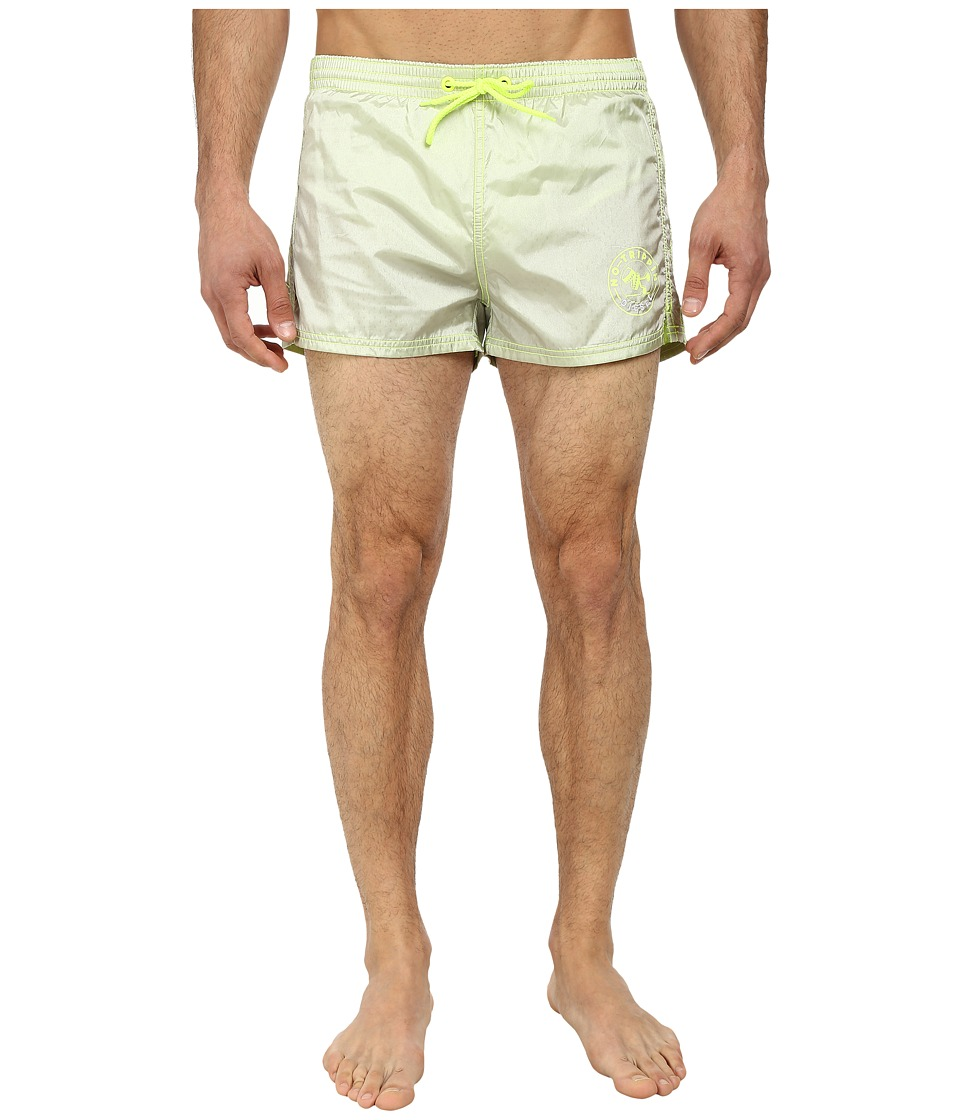 Diesel - Coralrif Shorts GAGZ (Neon Green) Men's Swimwear