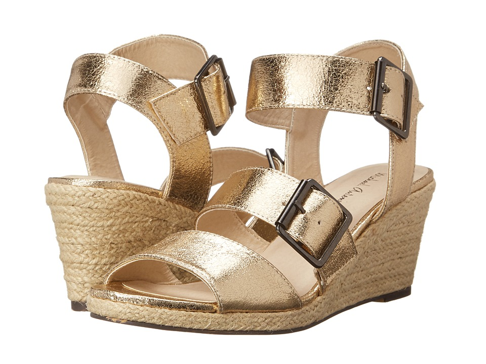 Michael Antonio - Goren - Metallic (Gold) Women's Wedge Shoes
