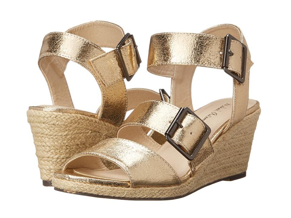 Michael Antonio - Goren - Metallic (Gold) Women's Wedge Shoes