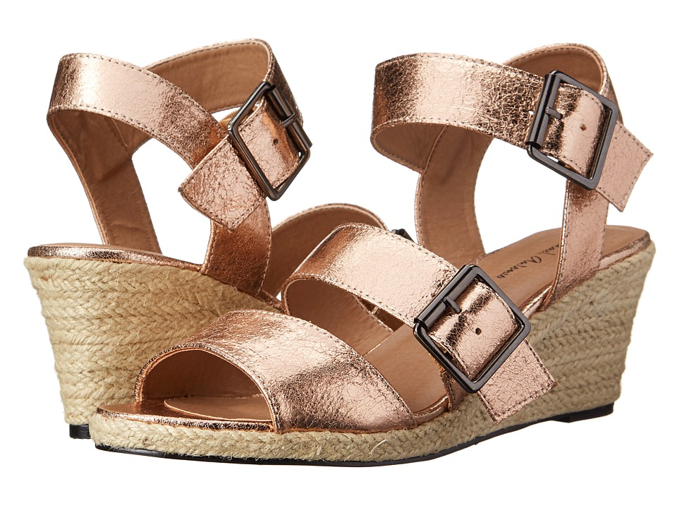 Michael Antonio - Goren - Metallic (Bronze) Women's Wedge Shoes