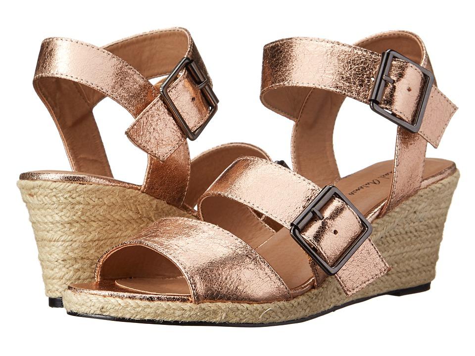 Michael Antonio - Goren - Metallic (Bronze) Women's Wedge Shoes