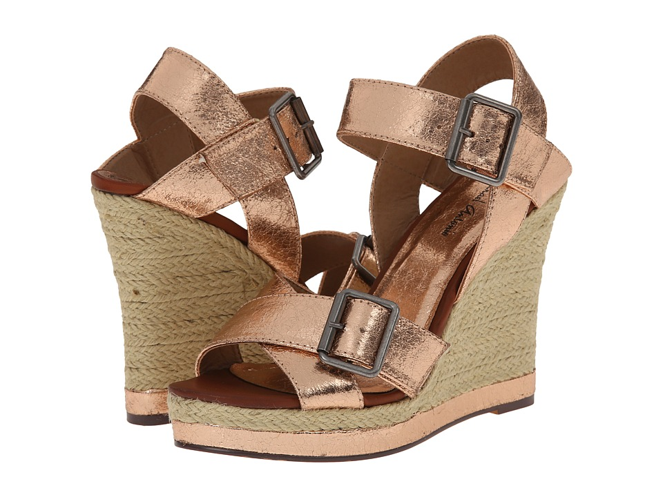 Michael Antonio - Gladwinn - Metallic (Bronze) Women's Wedge Shoes