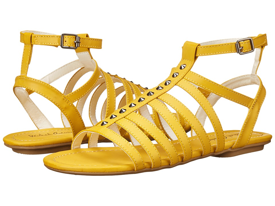 Michael Antonio - Drea (Yellow) Women's Flat Shoes