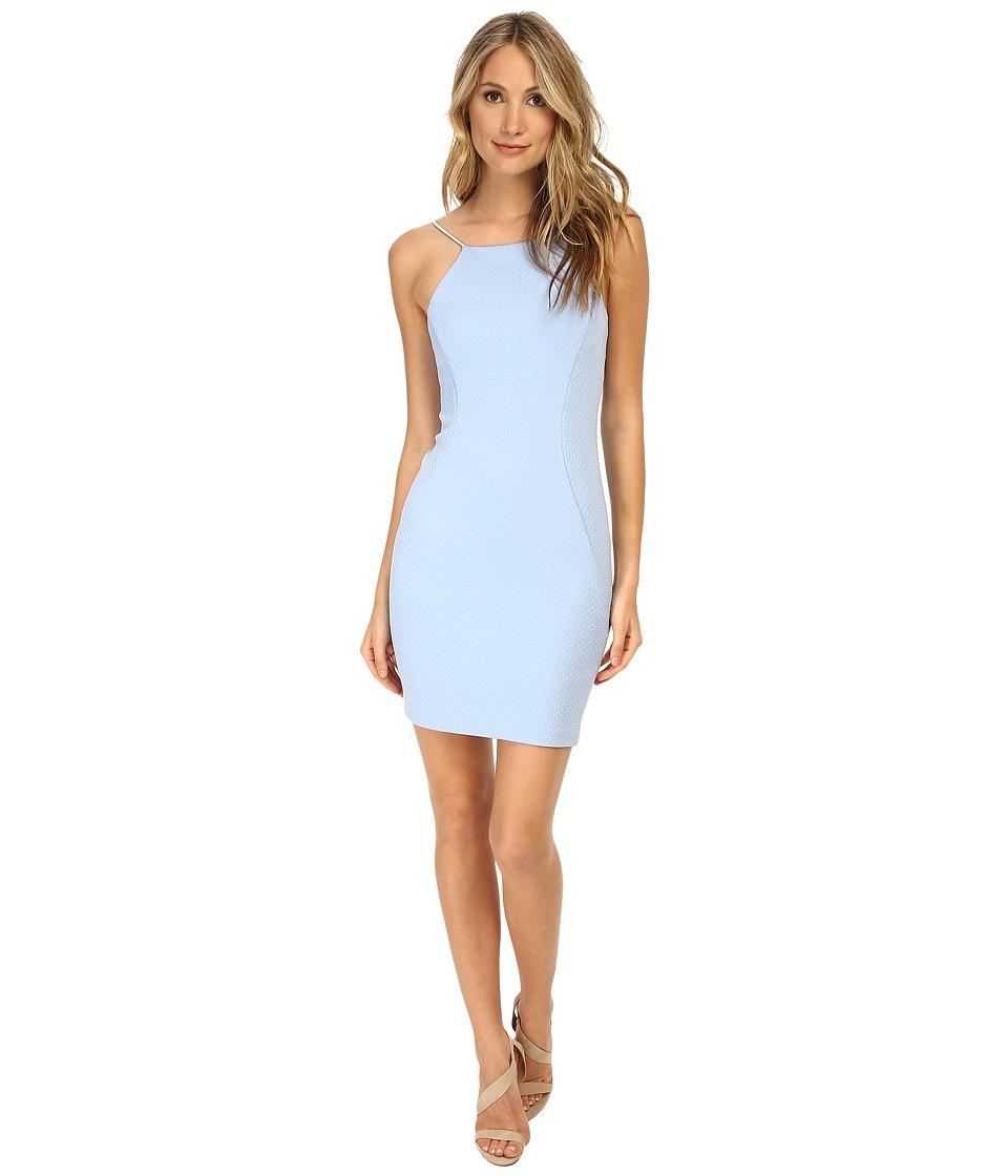 Rebecca Minkoff - Sansa Dress (Steel Blue 1) Women's Dress