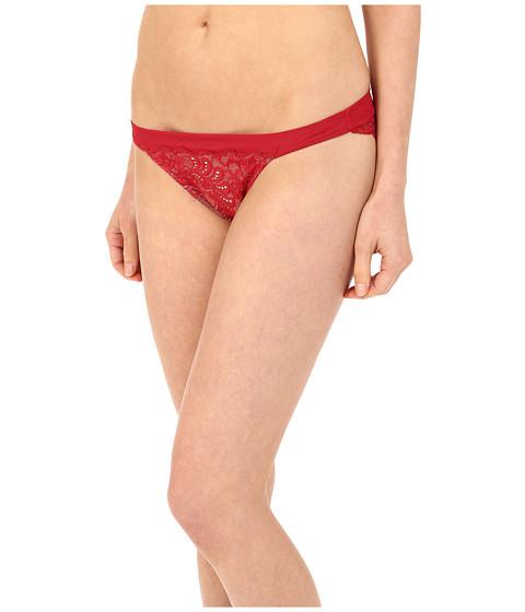 Le Mystere - Sophia Lace String Bikini 735 (Cinnamon) Women