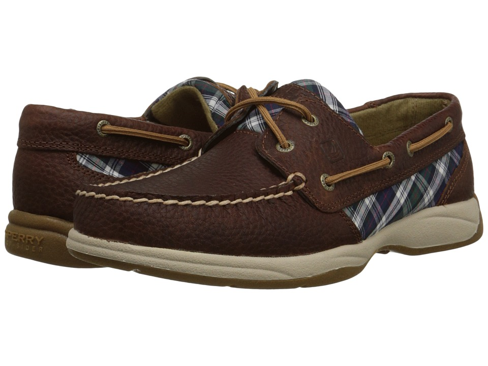 Sperry Top-Sider - Intrepid (Dark Tan) Women