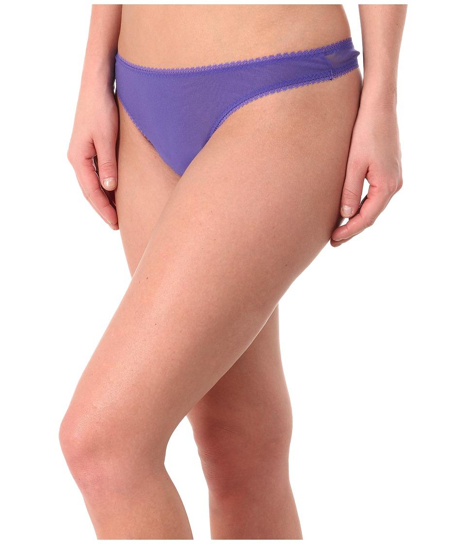 OnGossamer - Gossamer Mesh Hip G Thong 3522 (Vivid Violet) Women's Underwear