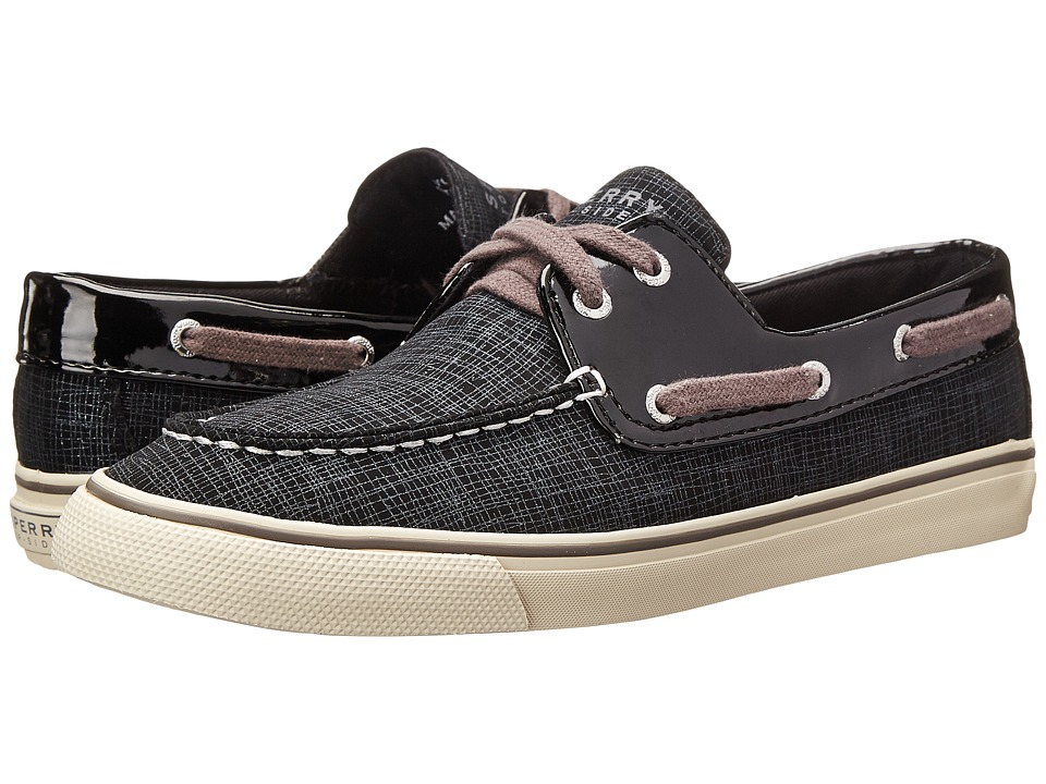 Sperry Top-Sider - Biscayne Woven (Black) Women