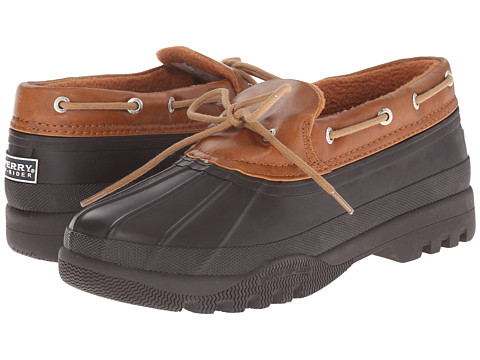 Sperry Top-Sider - Duckling (Dark Brown) Women's Slip on Shoes