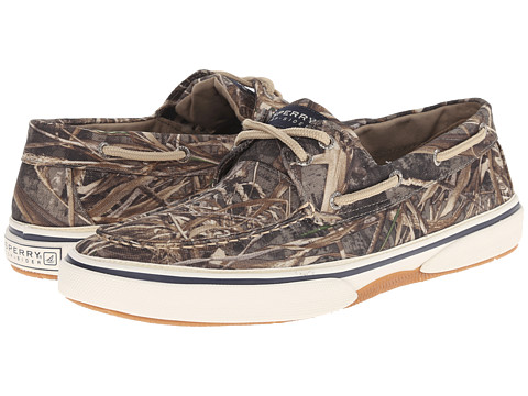 Sperry Top-Sider - Halyard 2-Eye (Real Tree) Men