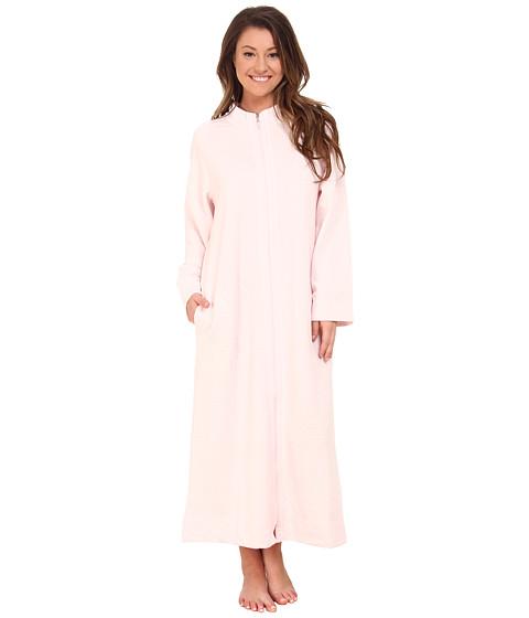 Carole Hochman - Zip Robe (Elegant Pink) Women's Robe