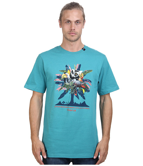 L-R-G - All Natural Tee (Light Teal) Men's T Shirt