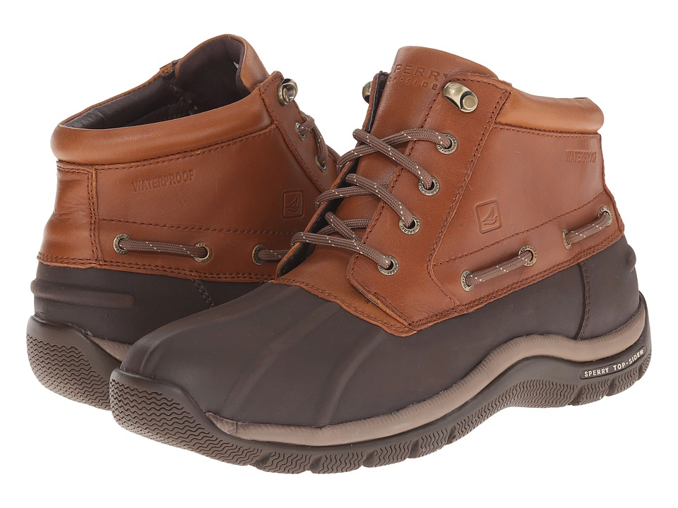 Sperry - Glacier Chukka (Tan/Brown) Men's Shoes