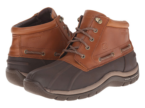 Sperry Top-Sider - Glacier Chukka (Tan/Brown) Men's Shoes