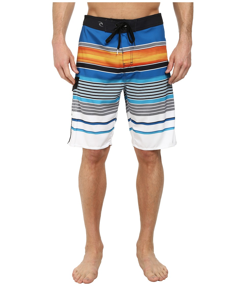 Rip Curl - Mirage Overruled Boardshorts (Blue Danube) Men's Swimwear