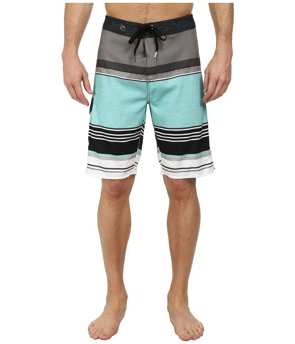 Rip Curl - Overruled Boardshorts (Medium Grey) Men's Swimwear