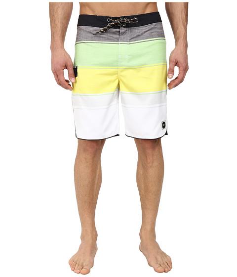 Rip Curl - All Time Boardshorts (Green Flash) Men's Swimwear
