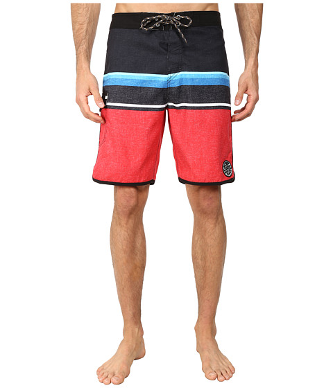 Rip Curl - Sundog Boardshorts (Bright Red) Men