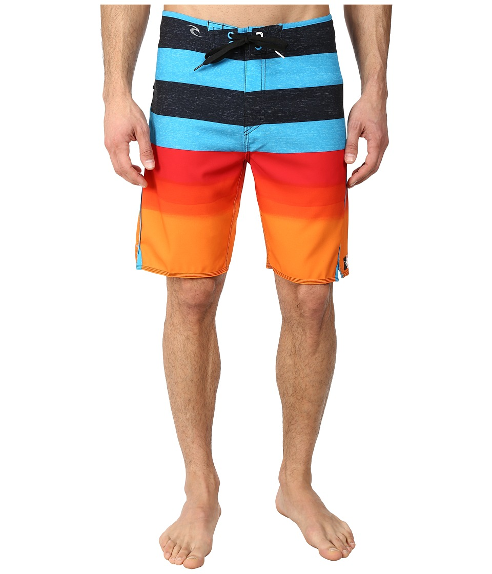 Rip Curl - Mirage Aggrocrew Boardshorts (Orange Popsicle) Men's Swimwear