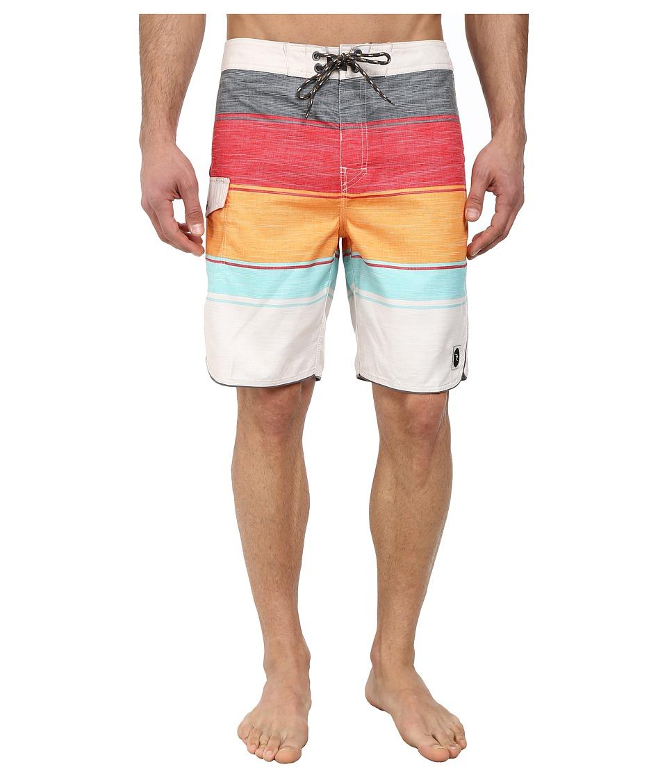 Rip Curl - All Time Boardshorts (Orange Popsicle) Men's Swimwear
