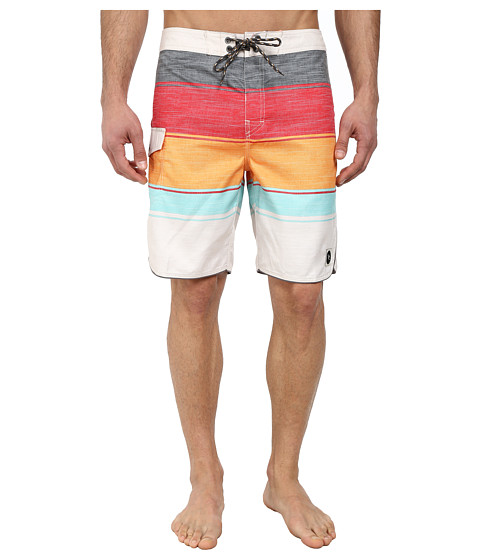 Rip Curl - All Time Boardshorts (Orange Popsicle) Men's Swimwear