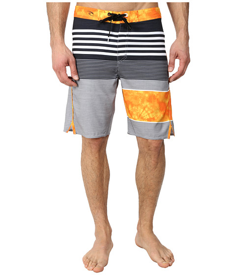 Rip Curl - Mirage Aggrosymptom Boardshorts (Medium Grey) Men's Swimwear