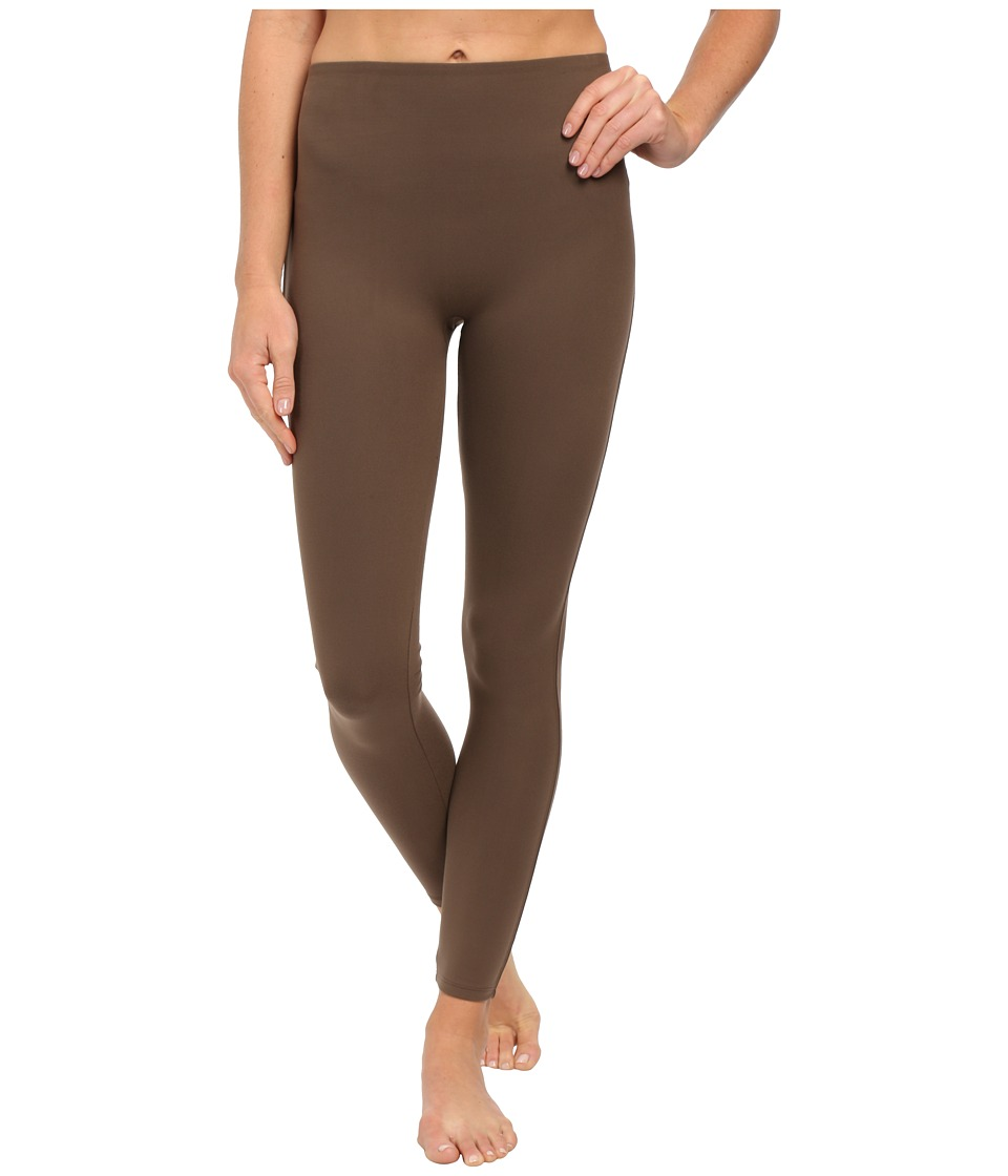 Spanx - Essential Shaping Legging (Sienna Brown) Hose