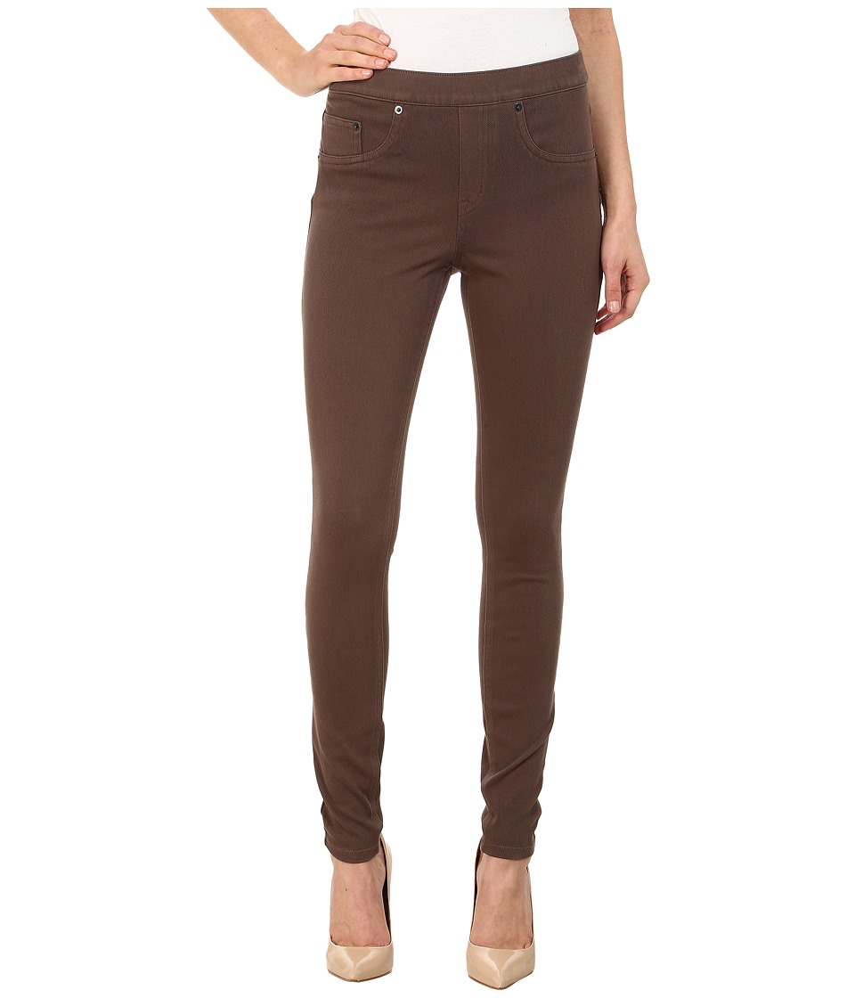 Spanx - Jean-ish Twill Shaping Legging (Sienna Brown) Women's Casual Pants
