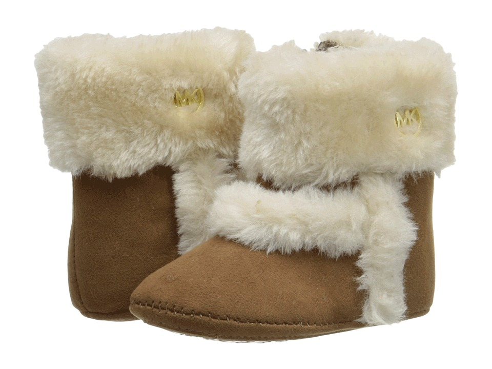 MICHAEL Michael Kors Kids - Garca Fur (Infant/Toddler) (Camel) Girl