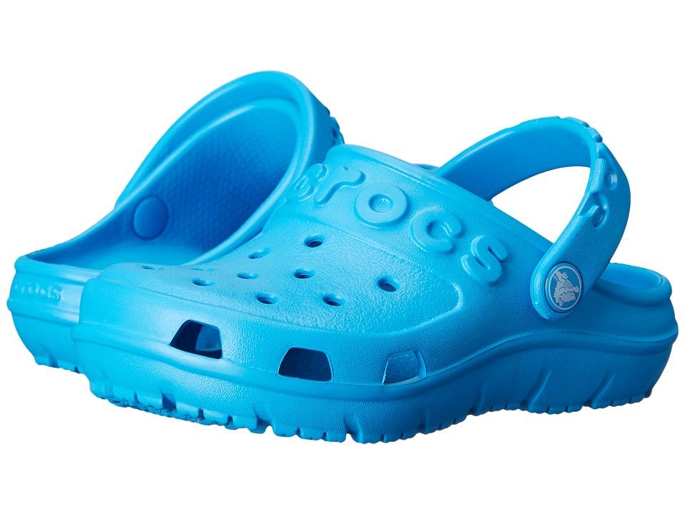Crocs Kids - Hilo Clog (Toddler/Little Kid) (Ocean) Kids Shoes