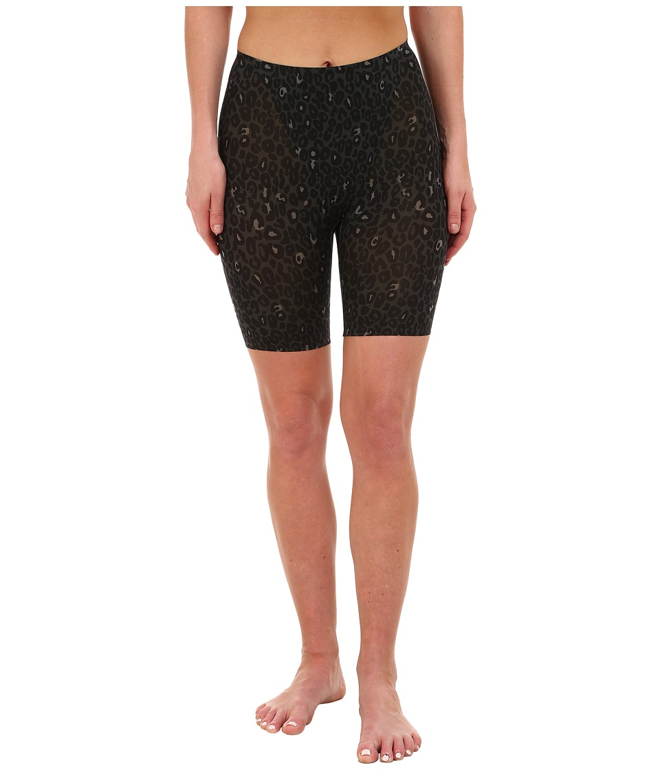 Spanx - Trust Your Thinstincts Mid-Thigh Short (Dark Leopa) Women's Underwear