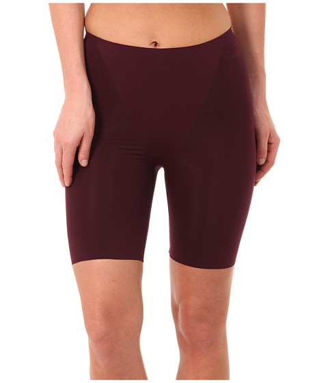 Spanx - Trust Your Thinstincts Mid-Thigh Short (Fine Wine) Women