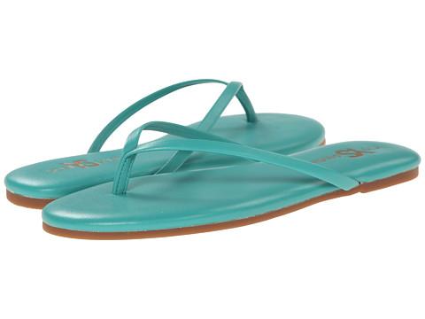 Yosi Samra - Roee Soft Leather Flip Flop (Calypso Green) Women