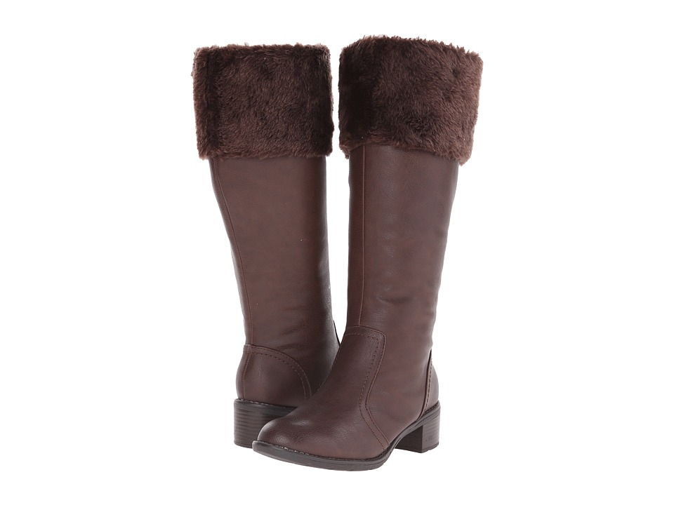 Comfortiva - Campbell (Dark Brown) Women's Boots