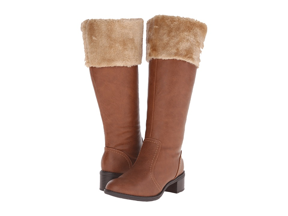 Comfortiva - Campbell (Whiskey Tan) Women's Boots