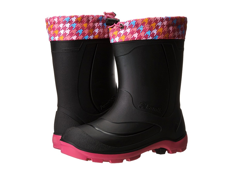 Kamik Kids - Snobuster2 (Toddler/Little Kid/Big Kid) (Magenta/Blue) Girls Shoes
