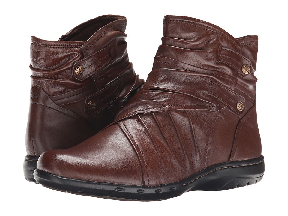 Rockport Cobb Hill Collection - Cobb Hill Pandora (Chocolate) Women's Pull-on Boots