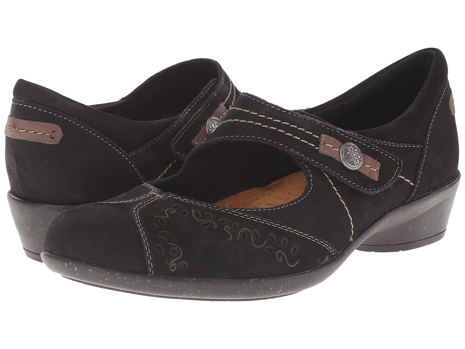 Rockport Cobb Hill Collection - Nadia (Black) Women's Maryjane Shoes