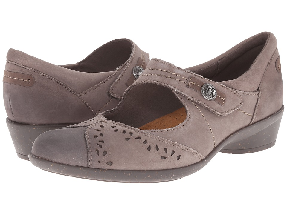 Rockport Cobb Hill Collection - Nadia (Mist) Women's Maryjane Shoes