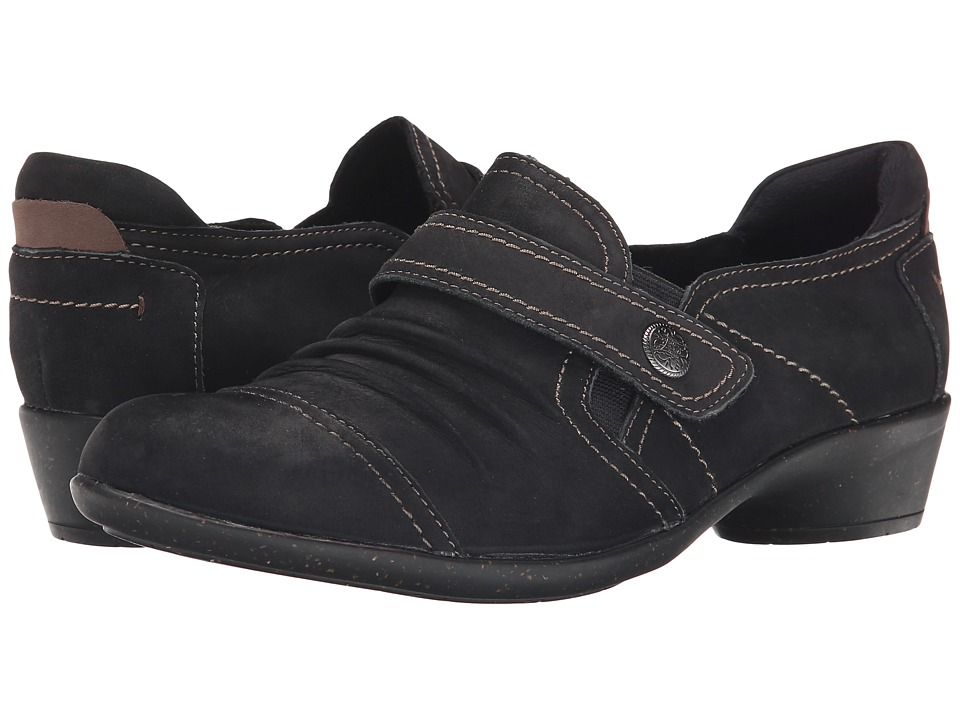 Rockport Cobb Hill Collection - Cobb Hill Nadine (Black) Women's Wedge Shoes