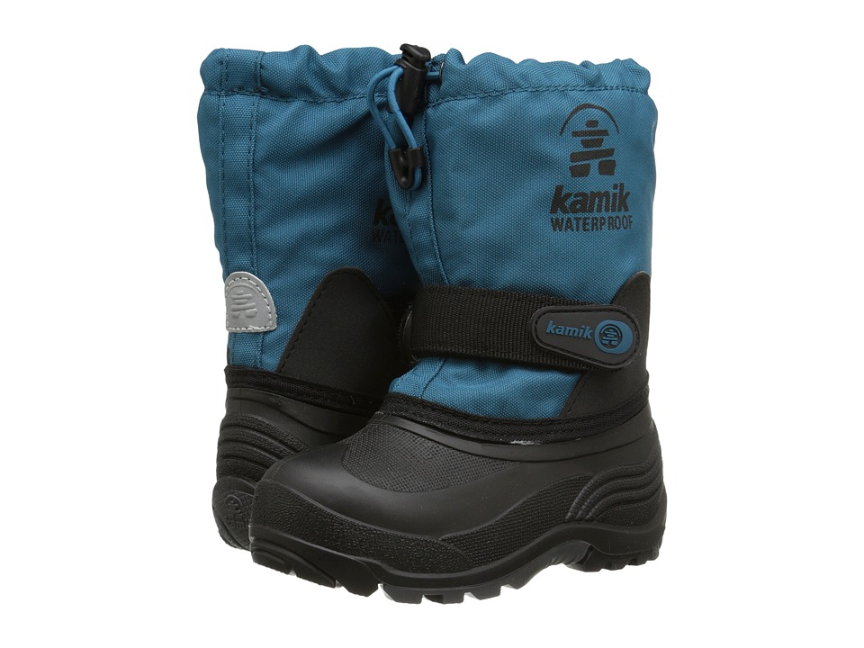 Kamik Kids - Waterbug5 (Toddler/Little Kid/Big Kid) (Ink Blue) Kids Shoes