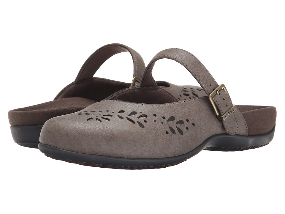 VIONIC - Rest Midway Mary Jane (Taupe) Women's Maryjane Shoes