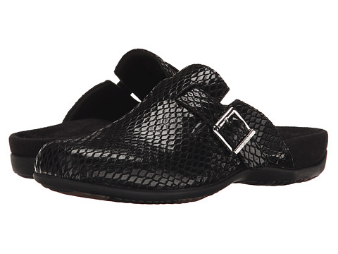 VIONIC - Rest Calgary Slide (Black) Women's Slip on Shoes