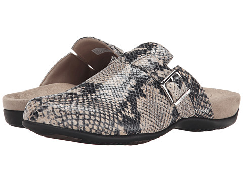 VIONIC - Rest Calgary Slide (Natural Snake) Women's Slip on Shoes