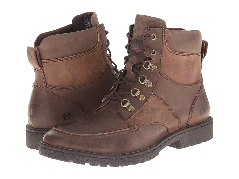 Born - Reeves (Boardwalk/Safari Full Grain Leather) Men