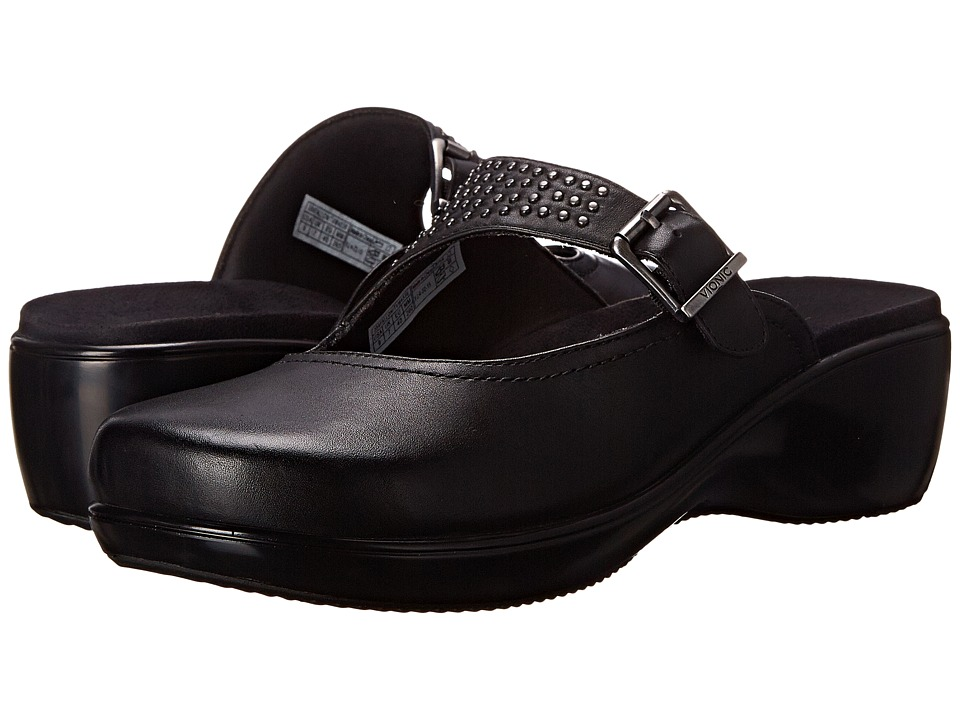 VIONIC - Elation Fallon Clog (Black) Women