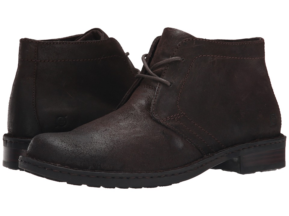 Born - Harrison (Castagno Full Grain Leather) Men