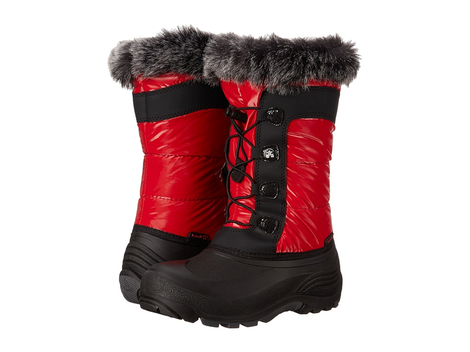 Kamik Kids - Solstice (Toddler/Little Kid/Big Kid) (Red) Girls Shoes