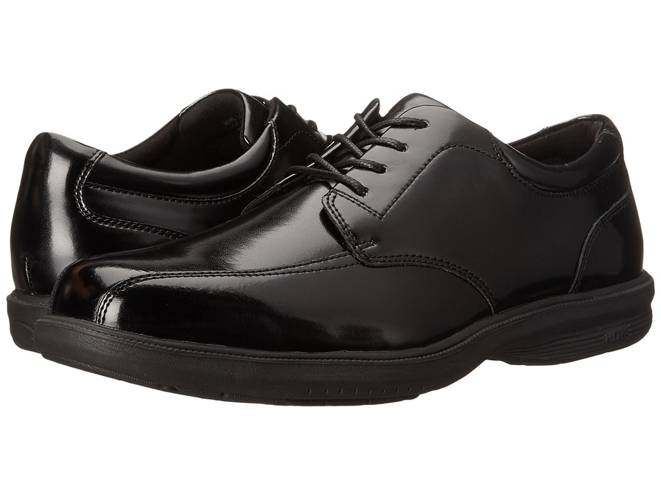 Nunn Bush - Mulberry St. Bike Toe Oxford (Black) Men's Lace-up Bicycle Toe Shoes