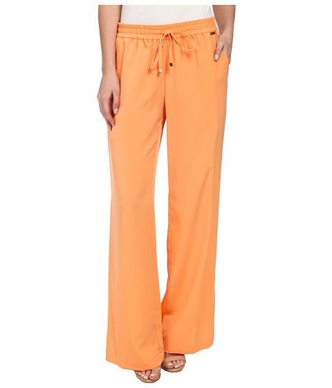 Calvin Klein - Woven Pants w/ Pockets (Tart) Women's Casual Pants